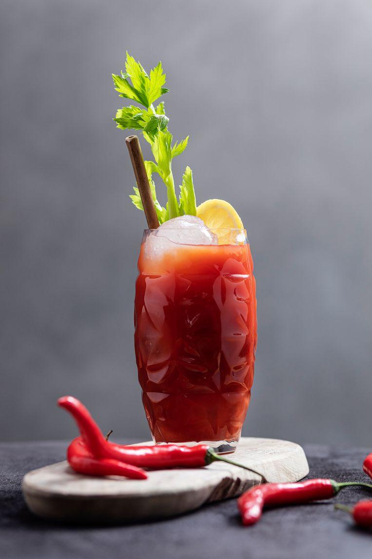 Smoky Bloody Mary