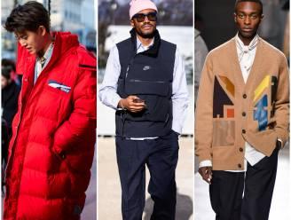Van bodywarmer tot opavest: dit zijn de warme wintertrends voor mannen