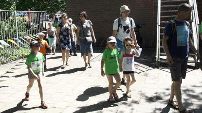 Basisschool Kadrie organiseert Urban Trail
