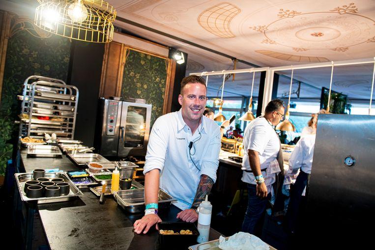 Chef Thijs Meliefste