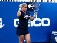 Kim Clijsters remporte un simple et deux doubles