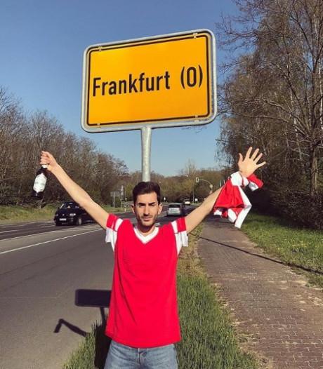 Benfica-fan reist naar verkeerde Frankfurt