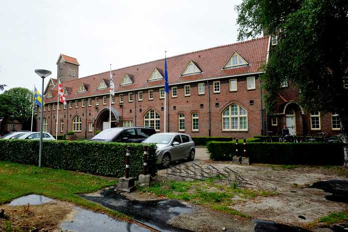 De Rooi Pannen in Tilburg.