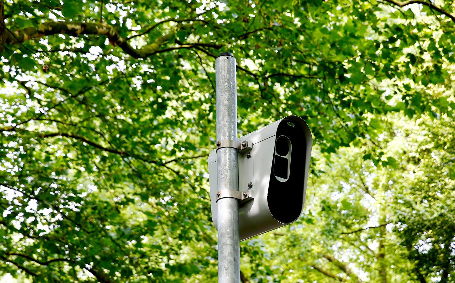 Op de parkeerterreinen van Zorgpark Voorburg in Vught worden extra camera's geplaatst.
