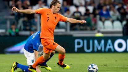 Basisspeler Vormer keert tegen Italië bal van de lijn en speelt opnieuw gelijk met Oranje