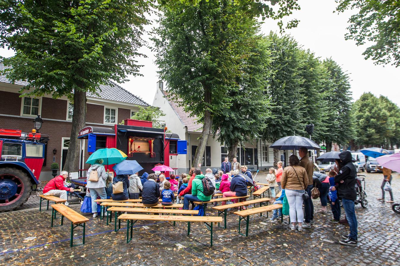 Toeristendagen in Eersel.