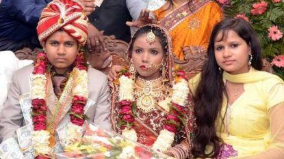 Ingenieuze huwelijkszwendel: Indiase vrouw strijkt als stoere kerel bruidsschatten op
