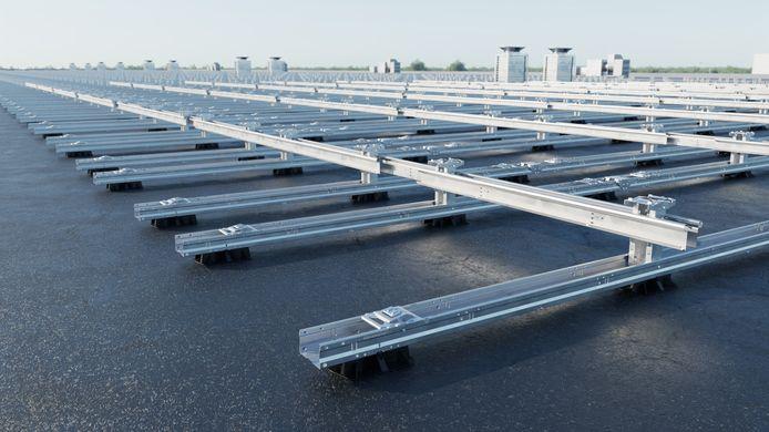 Het nieuwe montagesysteem voor zonnepanelen waarmee Esdec de positie op de wereldmarkt wil verstevigen