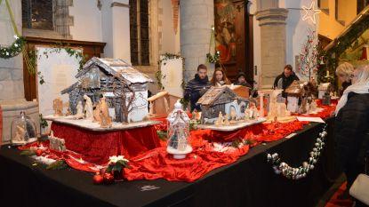 Kerststallen te bewonderen in kerk van Pollare