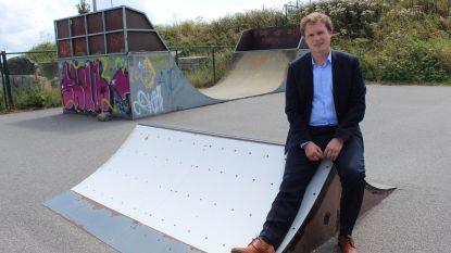 Afwachten waar nieuw skateterrein in Aalter  (of Knesselare) komt