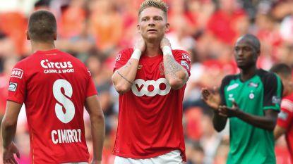 VIDEO. Slordig en inspiratieloos Standard geraakt niet voorbij stug Cercle Brugge