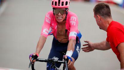 """Rigoberto Uran uit bezorgdheid: """"Slechts drie ploegen zouden afgelasting Tour overleven"""""""