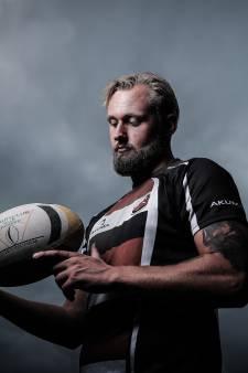 Kiki Liebrand uit Silvolde maakt rugbydroom waar
