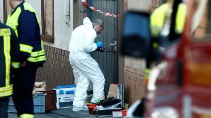 Man (25) valt Duitse agenten aan met schaar en wordt doodgeschoten, ook moeder overleden