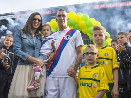 Fernando Ricksen (43) na slopende ziekte overleden