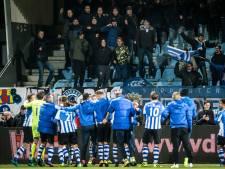 Supportersgroep FC Eindhoven houdt het voor gezien na diefstal groepsdoek
