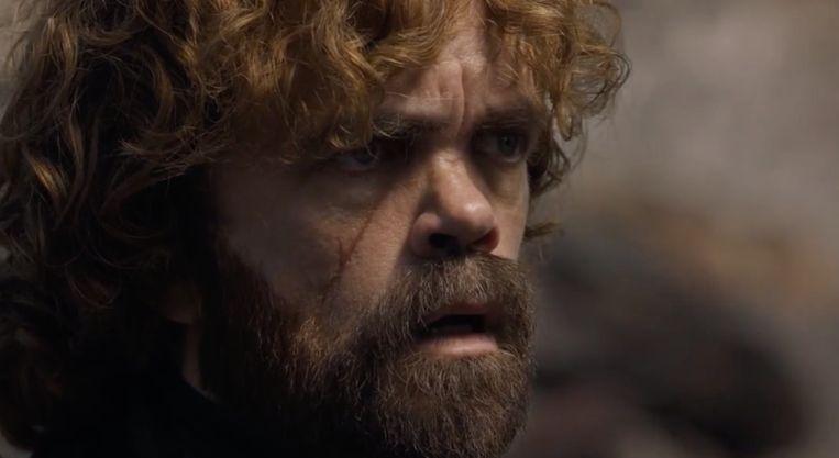 Tyrion kan het niet geloven.