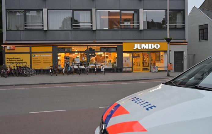 Overval Jumbo Tilburg