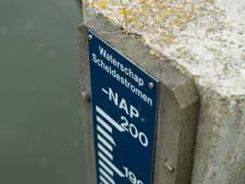 Waterschap houdt waterpeil in sloten hoog vanwege droogte