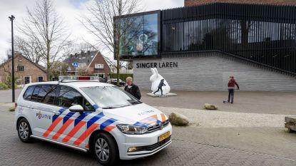 Nederlandse museum Singer Laren extra beveiligd na diefstal Van Gogh, meerdere tips binnengekomen