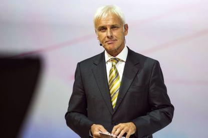 Onderzoek naar marktmanipulatie door VW-topman Müller