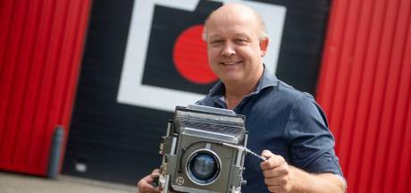 Fotostudio Smit uit Almelo geknipt voor het vak: 'Maar met de camera's heb ik niks'