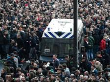 Gemeente werkt aan minder politie-inzet bij Ajax