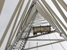 Zendmast op de Berkelseweg in Zoetermeer wordt verplaatst naar Pijnacker