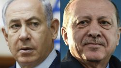 """Netanyahu legt kritiek over geweld in Gaza naast zich neer: """"Ik raad Erdogan aan om ons geen les moraal te prediken"""""""