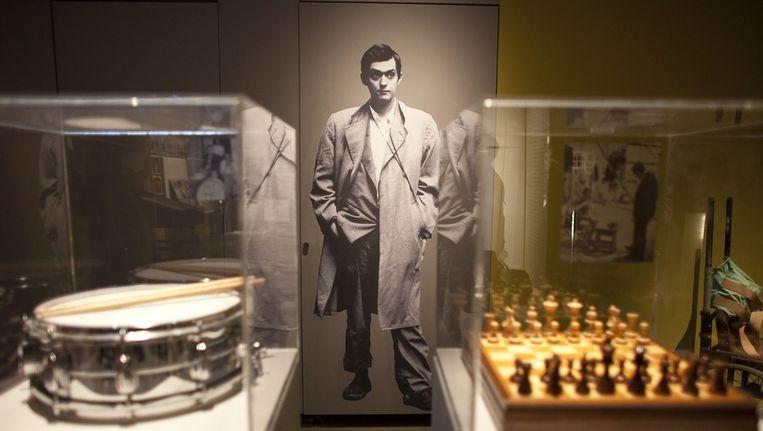 Archieffoto van de tentoonstelling die vorig jaar te zien was in Parijs. Beeld ANP