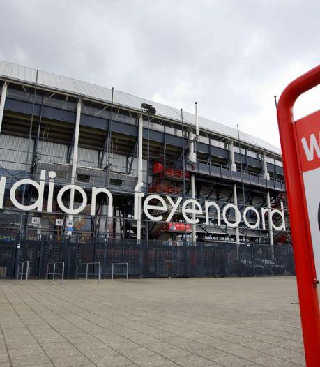 Feyenoord wil naar Jupiler League