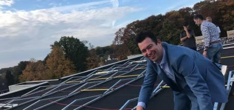 Duurzaam Vught plaatst 400 zonnepanelen op energieverslindende sporthal