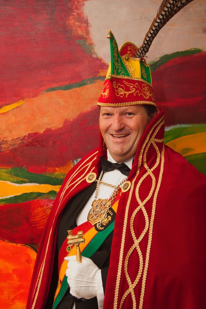 Prins Jannes de Drieënvijftigste van Boemeldonck.