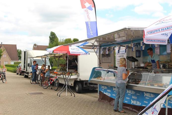 Weekmarkt Maren-Kessel