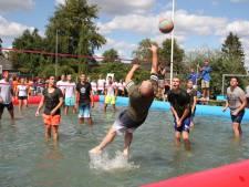 Watervolleybal slaat enorm tijdens Oranjefeest in Empe