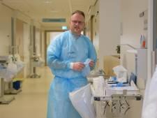 Oud-verpleegkundige Willem (41) springt graag bij voor zorg coronapatiënten