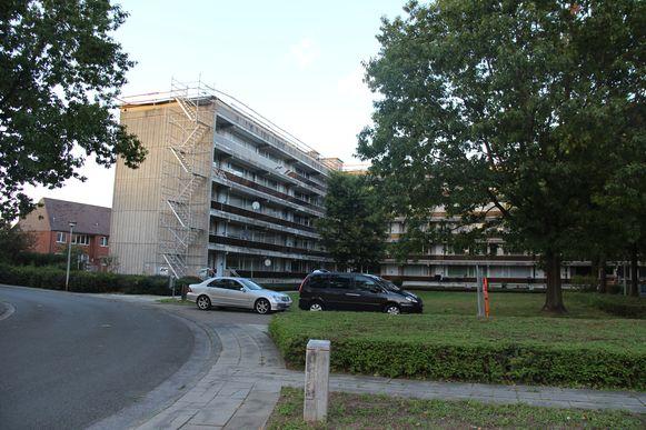 Illustratiebeeld - In Ronse zijn er heel wat sociale woningen, zoals hier aan de Scheldekouter. Als het van het stadsbestuur afhangt, krijgen Ronsenaars voortaan voorrang bij de toewijzing.