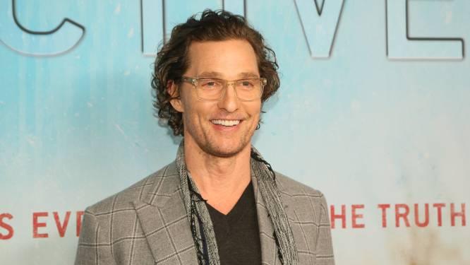 Matthew McConaughey werd afgewezen voor rol van Hulk