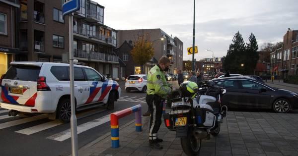 Voetgangster op zebrapad aangereden door auto in Kaatsheuvel.