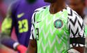 Het shirt van Nigeria.