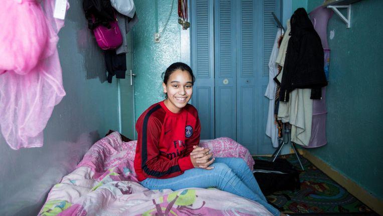 Fatima Boukris Beeld Eva Plevier