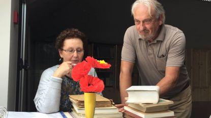 Klaprozen herdenken slachtoffers wereldoorlog