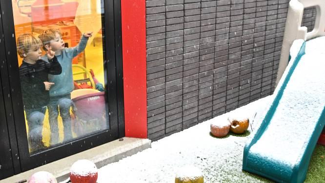Geen noemenswaardige problemen door sneeuwval