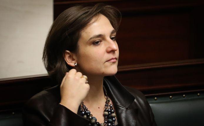Vlaams Belang-Kamerlid Barbara Pas.