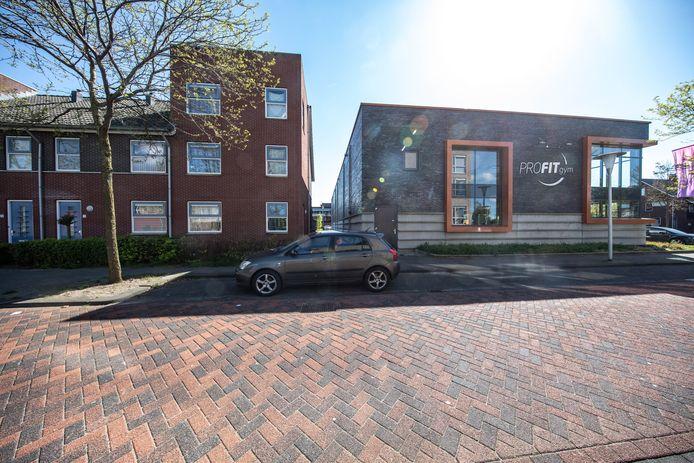 Foto ter illustratie. Dit is de Profit Gym in Zwolle.