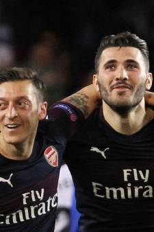 Berover Özil en Kolasinac bekent schuld