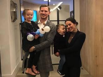 Het gezin Jan Vertonghen breidt uit met zoontje Dani Rob