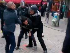 Macron ontslaat vechtende lijfwacht na horen 'nieuwe feiten'