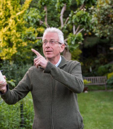 Opeens klinkt: tik-tik-tik in een tuin in Eindhoven