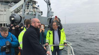 """""""Als regering het wil, leveren windmolens op zee binnen 5 jaar stroom aan alle Belgen"""""""